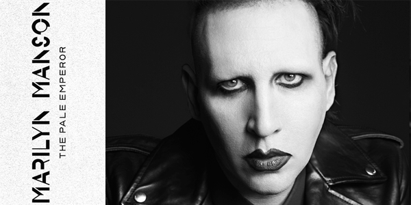 Chronique: The Pale Emperor – Marilyn Manson