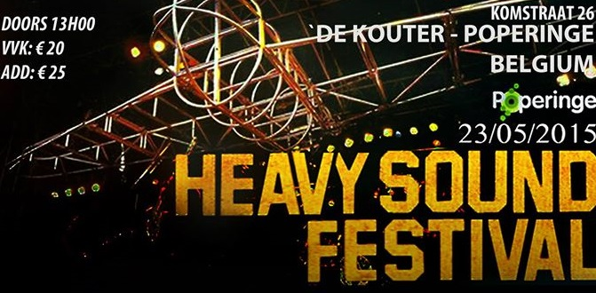 HEAVY SOUND FESTIVAL 2015