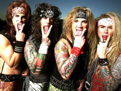 Live Report: Steel Panther à l'Olympia
