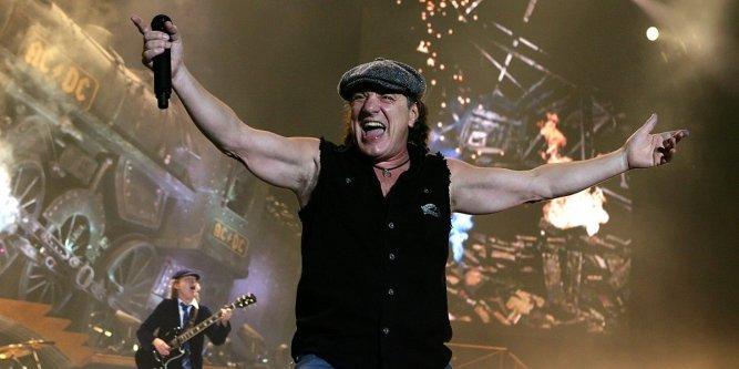 AC/DC: Premières parties dévoilées