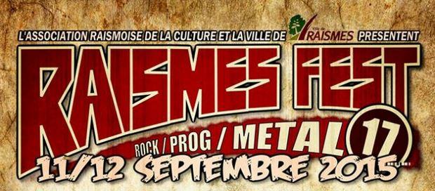 RAISMES FEST: Premiers noms