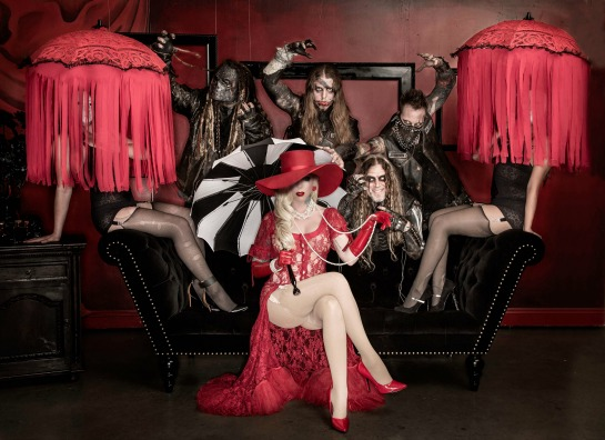 Live report: IN THIS MOMENT + guest