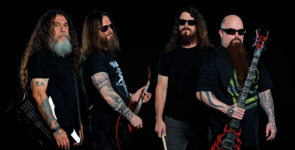 SLAYER Nouvel album