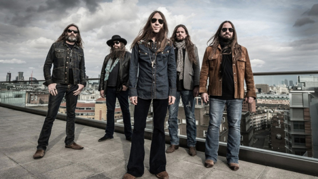 BLACKBERRY SMOKE: Nouvelle vidéo « Like An Arrow »