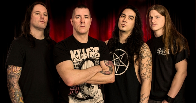 ANNIHILATOR Nouvel album