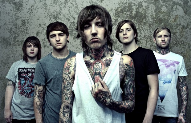 BRING ME THE HORIZON – Nouveau titre