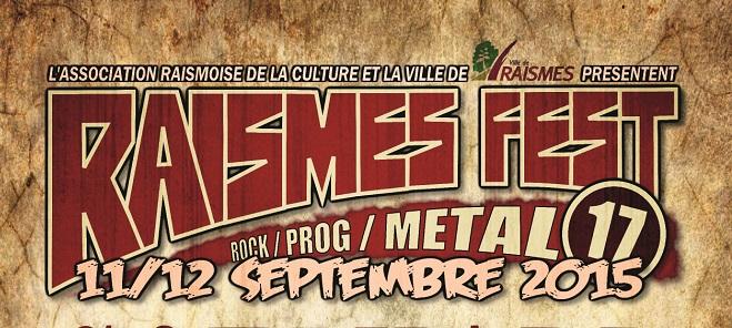 RAISMES FEST: ce week-end