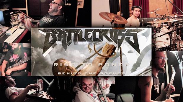 BATTLECROSS Nouvel album
