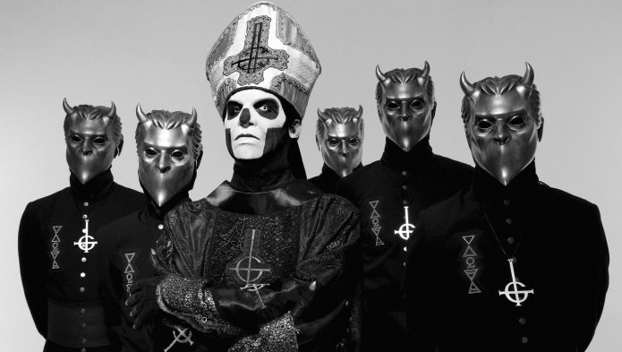 GHOST remporte un OÜI FM Rock Award