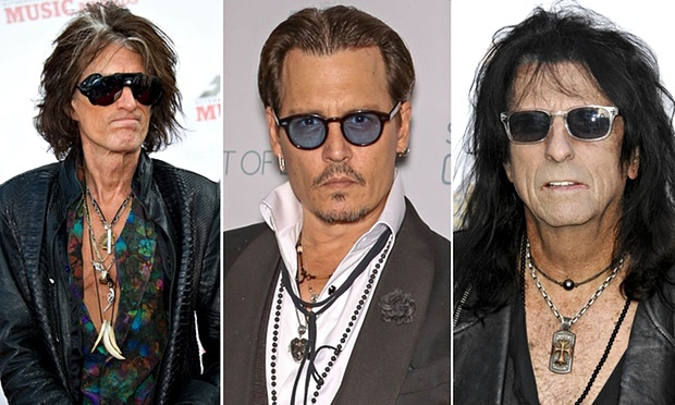 Hollywood Vampires: Le «super groupe»