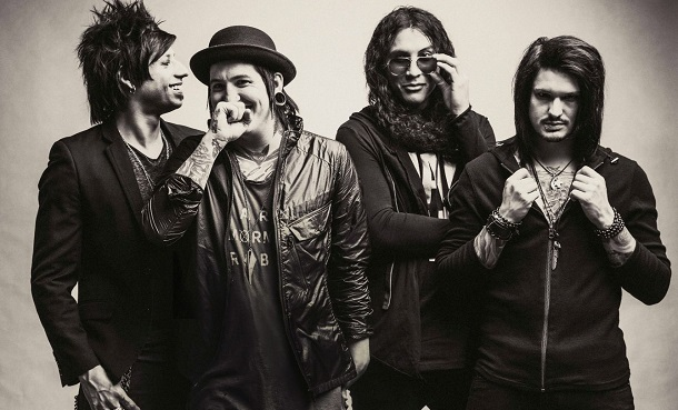 ESCAPE THE FATE Nouveau clip