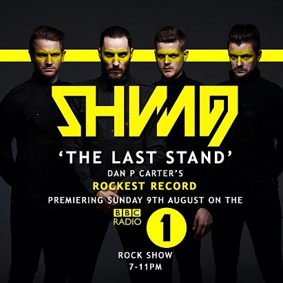 Shining_The-Last-Stand_BBC-Radio-1-Rock-Show_Aug-9th-2015