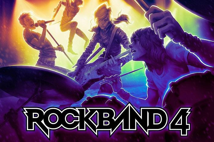 Playlist du jeu vidéo ROCK BAND 4