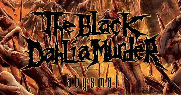 THE BLACK DAHLIA MURDER sortie album