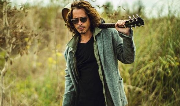 Chris Cornell  news