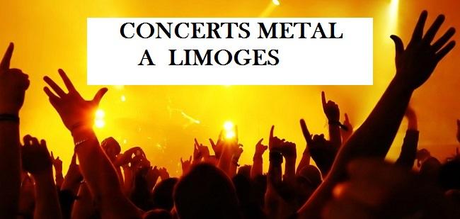 Série de concerts à Limoges