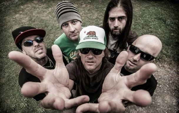 UGLY KID JOE en direct sur Oui FM