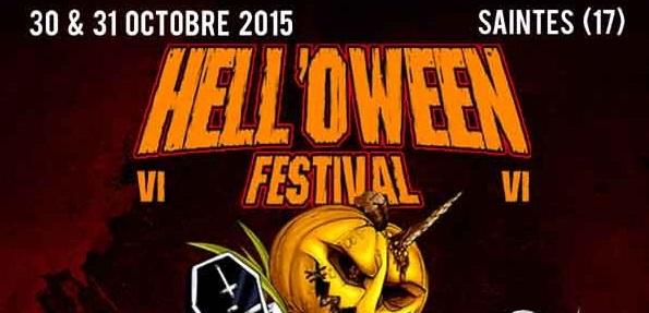 Hell'Oween Festival en octobre