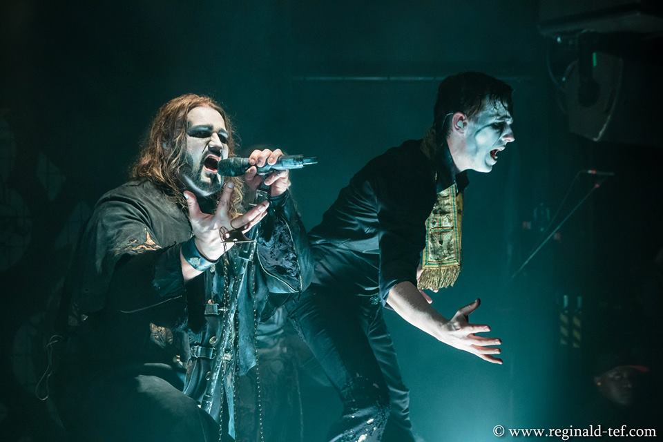 Live report: Powerwolf au Trabendo de Paris