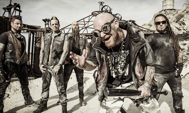 FIVE FINGER DEATH PUNCH: Nouveau clip