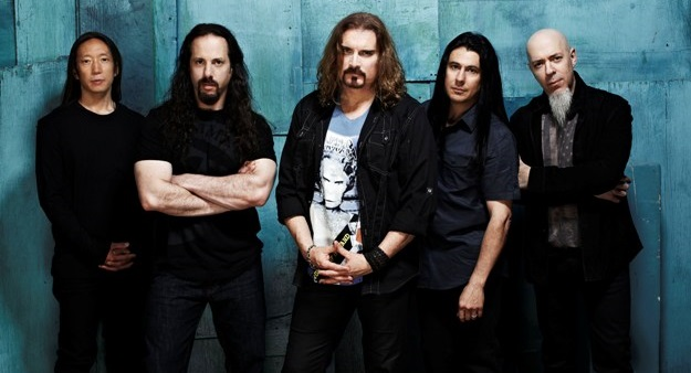 DREAM THEATER au Palais des Congrès