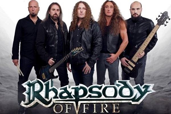 RHAPSODY OF FIRE nouveau titre en écoute