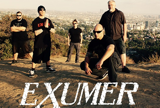 EXUMER nouveau titre en streaming