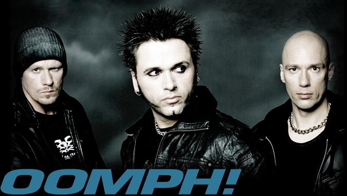 Oomph! En tournée européenne