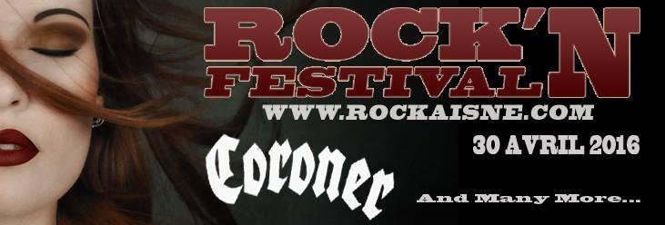 ROCK'N Festival Cinquième édition