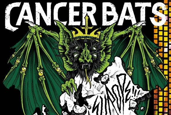 CANCER BATS + LORD DYING à L'Empreinte
