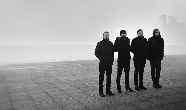 TIDES FROM NEBULA nouveau Single