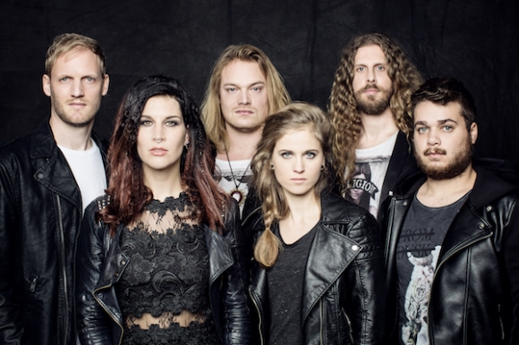DELAIN nouveau titre en streaming