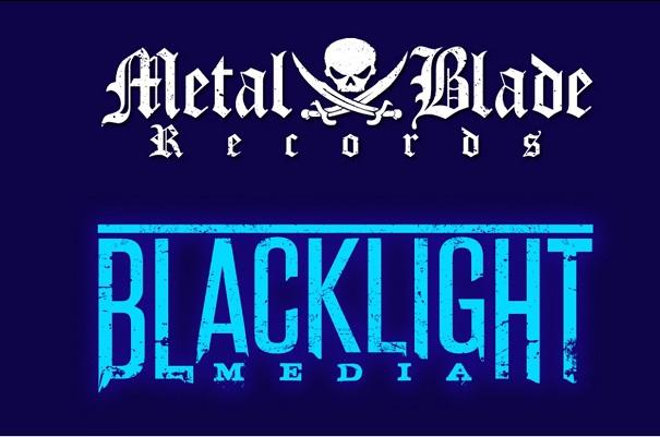 METAL BLADE RECORDS & BLACKLIGTH Media / News