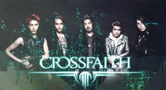 CROSSFAITH: tournée française