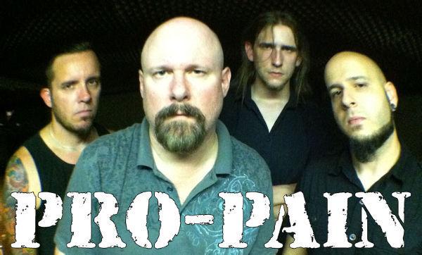Réédition complète de la discographie de PRO-PAIN
