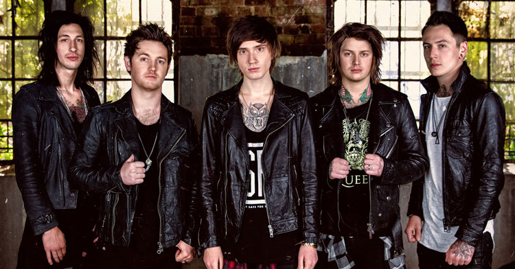 Chronique: The Black de Asking Alexandria