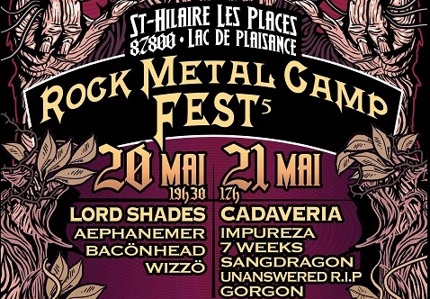 RockMetalCamp Fest V