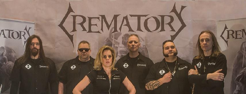 CREMATORY annonce un nouvel album en 2018