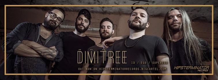 DIMITREE nouvel album disponible
