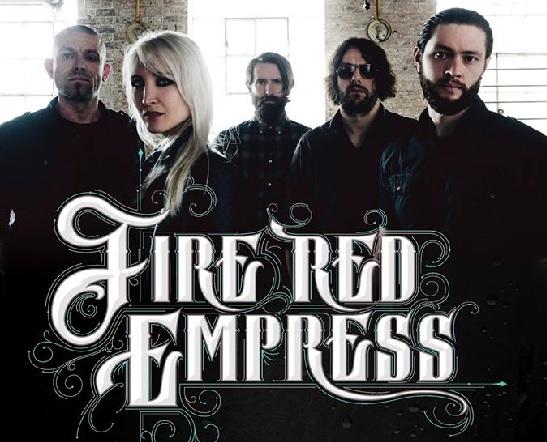 FIRE RED EMPRESS nouveau single en mai