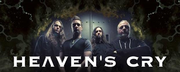 HEAVEN'S CRY extrait du prochain album