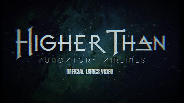 HIGHER THAN première vidéo du premier album