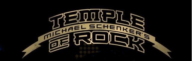 MICHAEL SCHENKER'S TEMPLE OF ROCK nouveau CD, DVD et Blu-ray