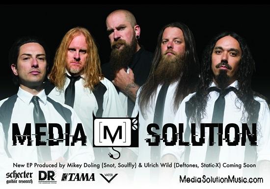 MEDIA SOLUTION nouveau clip en ligne