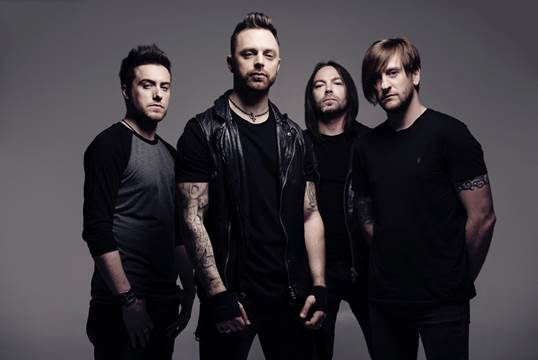BULLET FOR MY VALENTINE News