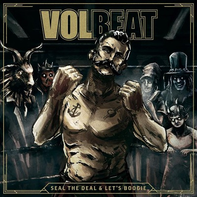 VOLBEAT nouvel album en juin