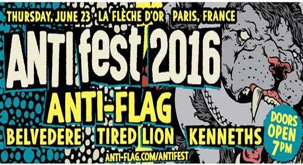 ANTIfest 2016