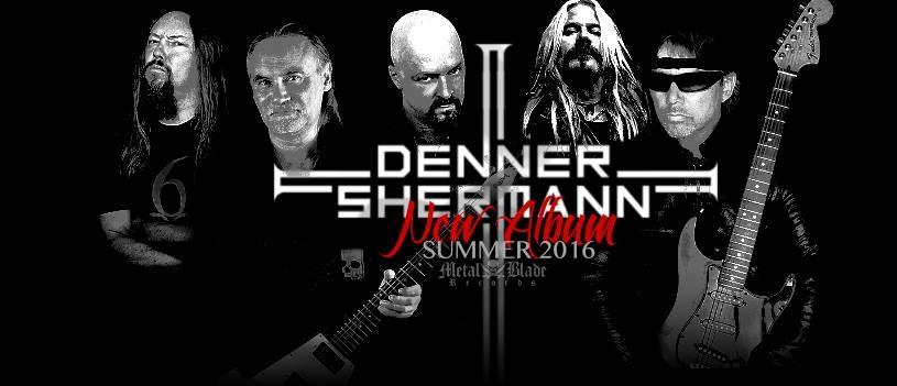 DENNER/SHERMANN : nouvel album en juin