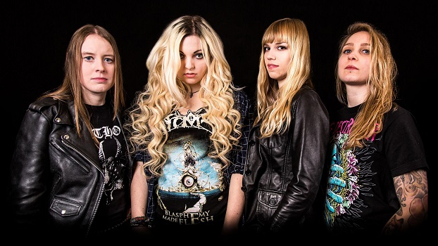 SISTERS OF SUFFOCATION : Death Metal féminin