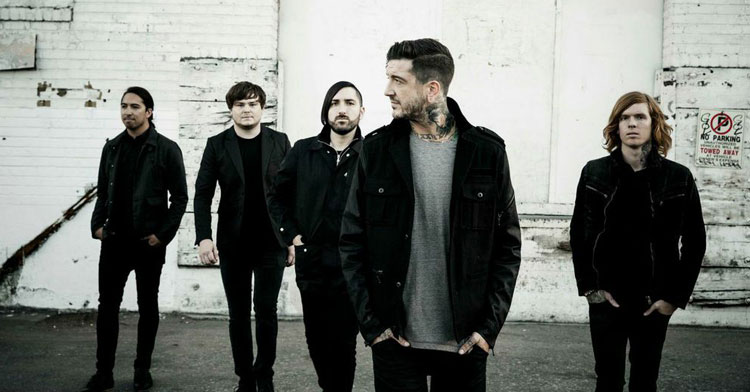 OF MICE & MEN: Nouveau clip